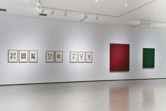 AFTER DRAWING, installation view