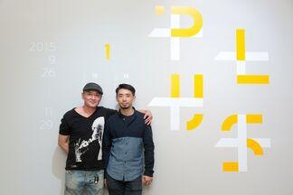 《PlusⅠ》LIN Ju + Chen Ching-Yuan, installation view