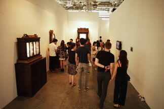 TKG+ at Art Stage Singapore 2014, installation view