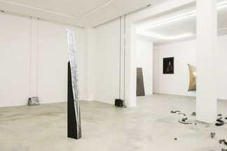 Just came to say HELLO, installation view