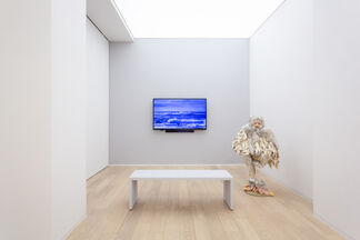 Marnie Weber: The Sea Witch and Other Stories, installation view
