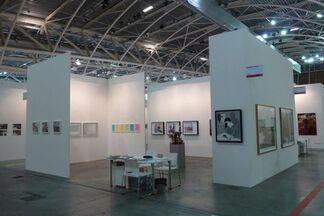 Alberto Peola at Artissima 2014, installation view