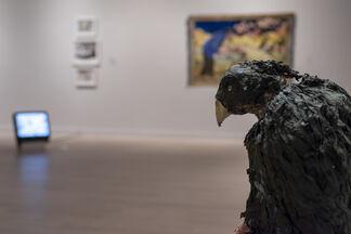 Shaken Image, installation view