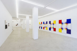Adam Henry - As If Blue, installation view