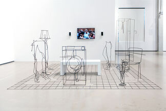 The Heart is a Lonely Hunter, installation view