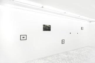 EL INTRUSISMO DEL INSPECTOR, installation view