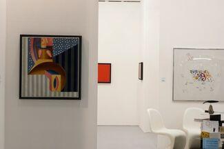 Montrasio Arte / Km0 at ARTEFIERA Bologna 2015, installation view