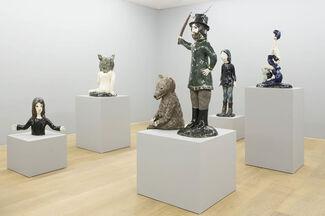 Klara Kristalova: Underworld, installation view