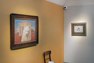 Dickinson Online: A Spring Exhibition, installation view