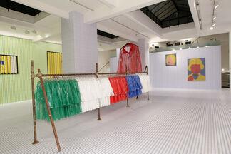 Thomas Bayrle: Produzione Bayrle, installation view