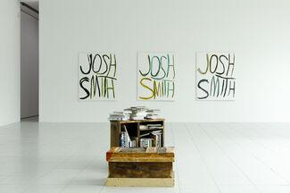 Sophie von Hellermann & Josh Smith, installation view