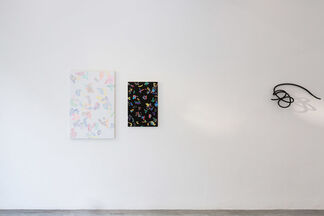 All That Matters Is What's Left Behind, installation view