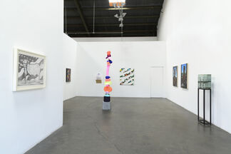 Immersion, installation view