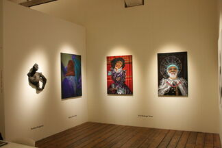 Afriart Gallery at 1-54 London 2020, installation view