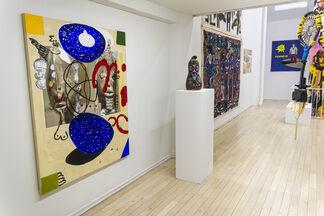 Afrique: Nouvelle Vague, installation view