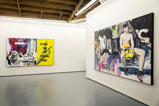 Stuart Semple: My Sonic Youth, installation view