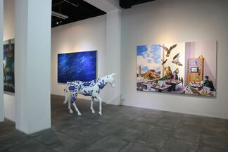 In Between Days VII: Group Exhibition by Gallery Artists, installation view