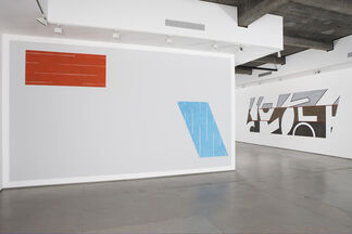 David Tremlett: In Space, installation view