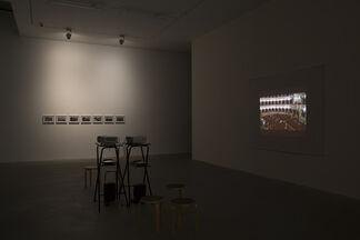 DAVID LAMELAS, installation view