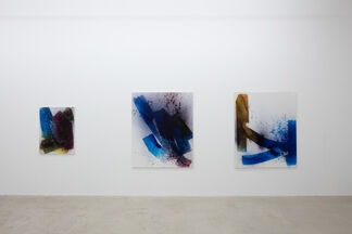 Max Frintrop: You should be here, installation view