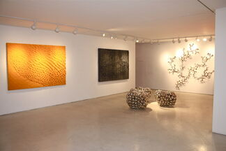 Loris Cecchini: Emotional Diagrams and other Micrologies, installation view