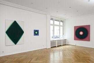 Wojciech Fangor - A Portrait of the Artist, installation view