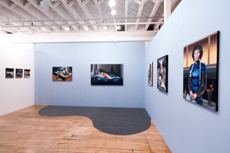 Worlds Without Rooms: Works by Alannah Farrell, installation view