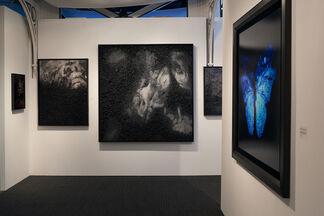 Dellasposa at London Art Fair 2019, installation view