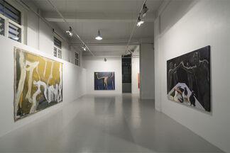 "Jaan Toomik ""Smells Like Old Men's Spirit"", installation view"