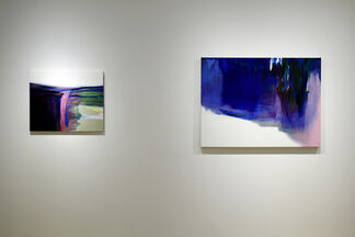 MANIKA NAGARE: Line of Sight, installation view
