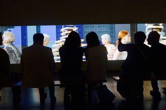 Inverso Mundus, installation view