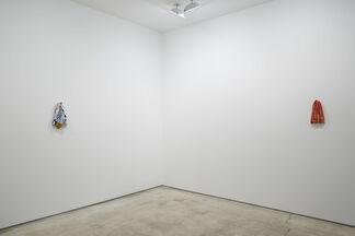 Leslie Wayne: Rags, installation view