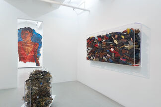 Kay Hassan: Everyday People, installation view