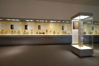 Lee Kong Chian Chinese Art Collection, installation view