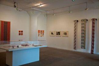 Contemporary Brazilian Printmaking, installation view