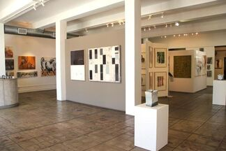 Allure and Passion, installation view