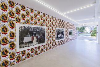 KUDZANAI CHIURAI - GENESIS, installation view