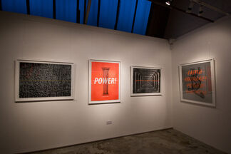 'OVERTHRONE! POORING REIGN' By CYRCLE. 07.03.14 - 06.04.14, installation view