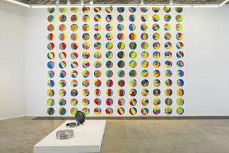Zhang Miao: Razzle Dazzle, installation view