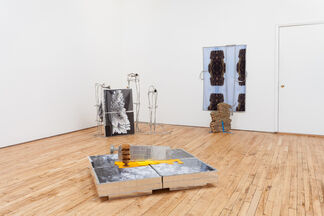 Melissa Pokorny, Call If  You Need Me, installation view