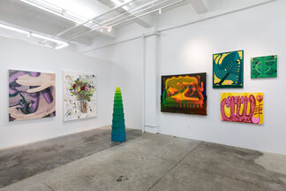 surreality, installation view