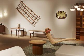 Dansk Møbelkunst Gallery at Design Miami/ Basel 2018, installation view