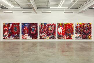 Judith Bernstein: Rising, installation view
