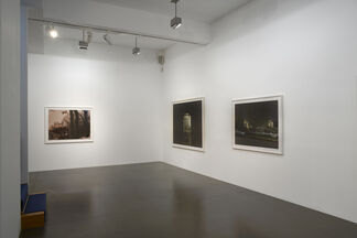 """Josef Hoflehner """"Night Work"""", installation view"""