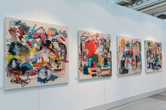 Askeri Gallery at Cosmoscow 2020, installation view