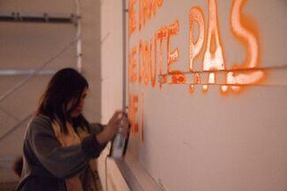 Anticipation 5: Compagnie MUA sous la direction d'Emmanuelle Huynh, Emanticipation, Un Laboratoire, installation view