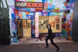 """""""Central Avenue"""" Kymm Swank Solo Show at Wallspace, installation view"""