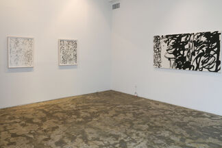 Wang Dongling: New Works, installation view