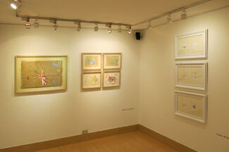New Works, New Artists, installation view