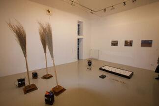 Mont'ORO Cycle:  Bruna Esposito - Pietro Fortuna, installation view